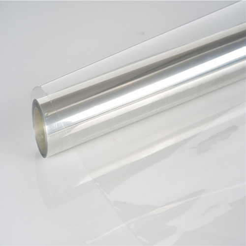 clear PET polyester sheet